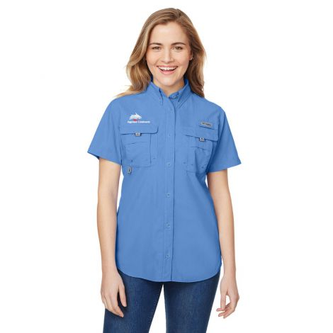 Columbia Ladies Bahama™ Short-Sleeve Shirt