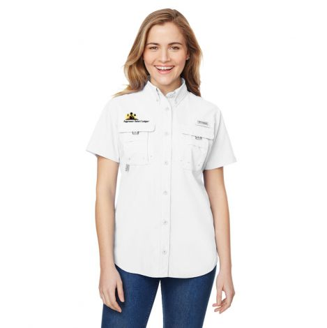 Columbia Ladies Bahama™ Short-Sleeve Shirt Safari Lodges