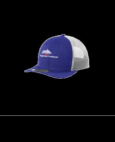 New Era® Snapback Low Profile Trucker Cap