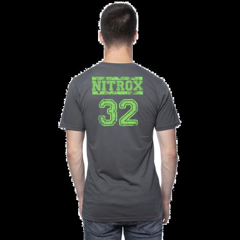 Nitrox Tee-asphalt-Medium