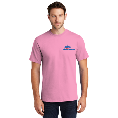 Basic Tee-candy pink-Small