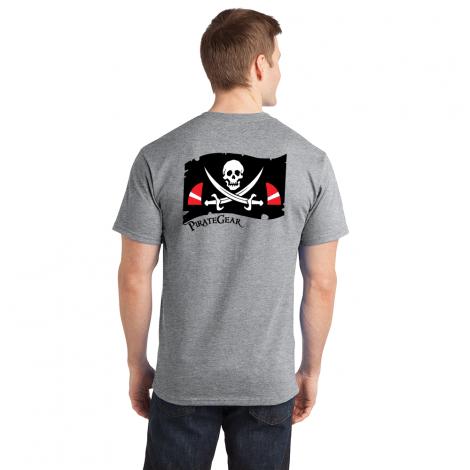 PirateGear Tee-athletic heather-Small
